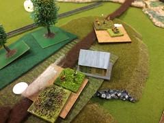 4 Poor camerawork not doing justice to Colin's German infantry (bbbchrisp) Tags: carentan normandy 1944 wargame battle scenario bbb bloody big battles 6mm