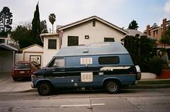 (sadjeans) Tags: van burbank digitalcolorimagelab 35mm film olympusinfinitystylus fujisuperiaxtra400