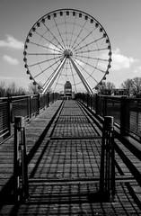 Big Wheel (PDPhotography) Tags: ifttt 500px bridge ride wheel montreal ferris