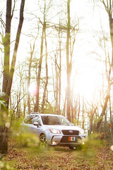 (RichardGlenSailors) Tags: subaru forester xt canon 7d north georgia forest nature sunset winter