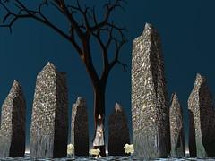 the stones ant their keeper (gormjarl) Tags: magic viking madness surrealisme otw