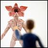 Eleven v Demogorgon (Corey's Toybox) Tags: funko strangerthings actionfigure figure toy demogorgon eleven 11