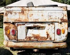 Lost Tag (Neal3K) Tags: henrycountyga georgia vw volkswagen vintage relic rust
