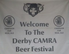 Derby CAMRA Beer Festival 2018 (Diego Sideburns) Tags: derbybeerfestival derby camra beer festival derbyroundhouse