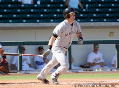 Billy McKinney (Buck Davidson) Tags: billy mckinney buck davidson 2017 baby bombers bronx arizonafallleague newyorkyankees prospect tokinaaf100300mmf4 nikond7100 milb mlb major minor league baseball sports