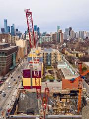 Toronto (Richard Pilon) Tags: ontario toronto olympus architecture urban