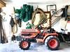 Julio (yanitzatorres) Tags: labranza labrador spain españa larioja lagunilla herramientas garage huerta pueblo campo rojo tractor