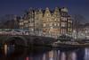 Pinsengracht, Amsterdam (BasHandels) Tags: amsterdam night prinsengracht nederland longexposure