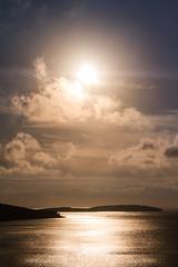 Sunset, Croatia (pas le matin) Tags: sky road sunset landscape paysage travel seascape croatia croatie hrvatska world sun soleil clouds nuages sea mer canon 7d canon7d eos7d canoneos7d
