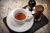 Tiger Stripes - Mirella Espresso Napoli Arabica (Marko's_Art) Tags: kaffee coffee cup cappuccino espresso