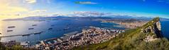 Panorámica Bahía de Algeciras (PictureJem) Tags: panoramica landscape