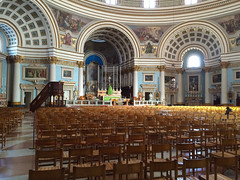 Mosta Cathedral Malta (Meon Valley Photos.) Tags: mosta cathedral malta