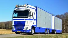 DAF XF FAN (6x2) Super Space Cab (DAF Trucks N.V.) Tags: daf xf fan 6x2 superspacecab