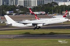 CS-TQZ 5K A343 16R YSSY-2480 (A u s s i e P o m m) Tags: mascot newsouthwales australia au hifly 5k airbus a343 syd yssy sydneyairport