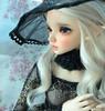 Juliette (Dancing*Butterfly) Tags: abjd vampire fairyland mnf msd elf bjd caroline doll chloe makoeyes