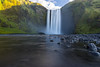 Skogafoss (iurbi) Tags: waterfall islandia cascada long exposure larga exposicion sony a6500 samyang 12mm gran angular skogafoss vacaciones iceland