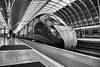 23.02.18 Paddington..IEP 800017.. (A.P.PHOTOGRAPHY.) Tags: londonpaddington blackwhite railways platforms stations tracks trains architecture gwriep nikond7000 nikkor18300 iep80017 emus