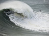 A little monster... Praia do Norte, Nazaré (luismcb79) Tags: nazaré nazare portugal bigwave bigwavesurfing surfing sea ocean water