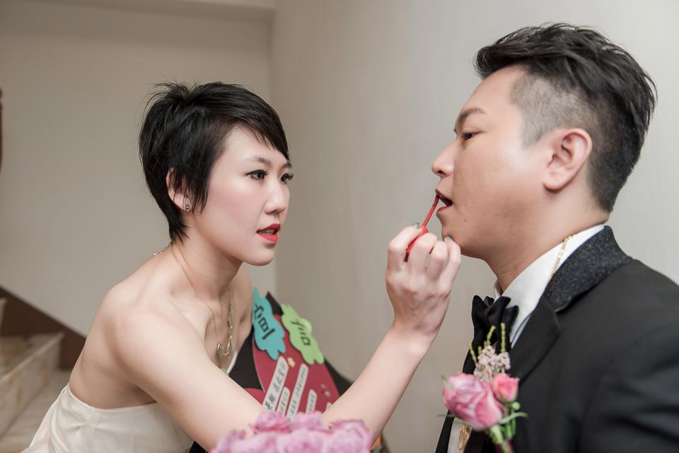 婚攝 高雄林皇宮 婚宴 時尚氣質新娘現身 S & R 054