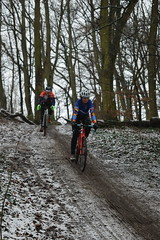 DSC_0163 (sdwilliams) Tags: cycling cyclocross cx misterton lutterworth leicestershire snow