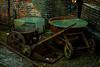 glass cone (1 of 1) (steamnut777) Tags: glasscone redhouse stourbridge westmidlands iron glass wheels metal bricks