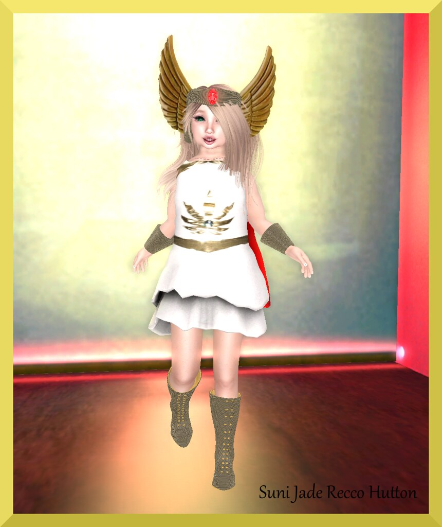She-Ra (Suni Debs Recco) Tags boots child clothing dress secondlife freebie  sc 1 st  Fiveprime & The Worldu0027s most recently posted photos of costume and shera ...