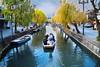 Yanagawa punting tour (kazs2307) Tags: punting boat water 川下り 船頭 水 柳川 船下り