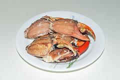 Crab Claws (chooyutshing) Tags: food seafood crab claw steamed