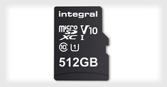 That is the World's First 512GB microSD Reminiscence Card (takenews) Tags: 512gb biggest highestcapacity integral largest memorycard microsd storage