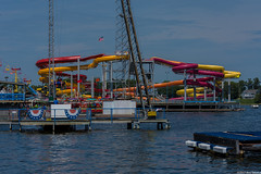 IB 2017-16 (magnumxl89) Tags: indianabeach indiana monticello lakeshaffer rollercoaster themepark amusementpark apex lake water sky outdoor vacation holiday fun family amusement thrill