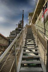Up (jooweb) Tags: ship shipping oldship piraeus port greece hdr