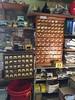 Nichols Hardware Storage Cabinet (kschwarz20) Tags: nichols hardware purcellville virginia va kts hardwarestore parts storage