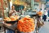Colors of Varanasi...India 2017 (geolis06) Tags: geolis06 asia asie inde india uttarpradesh varanasi benares gange ganga ghat inde2017 olympusgeolis06 street rue seller man portrait streetseller vendeurderue olympus olympusm1240mmf28 olympuspenf