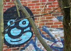 hidden (PTR) Tags: belgium hasselt streetstuff streetart graffiti canon ptr