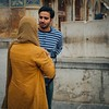 Attention (Tom Levold (www.levold.de/photosphere)) Tags: fuji fujixpro2 isfahan xf35mm esfahan people street portrait porträt couple paar