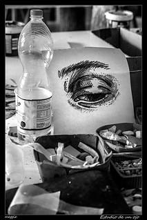 Estudio de un ojo