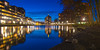 City lights (Marc.van.Veen) Tags: canal blue citylights lights city jetty ring 30seconds marcvanveen reflection bluehour evening longexposure le hyperfocal artificiallights artificiallight water calmwater watersurface town