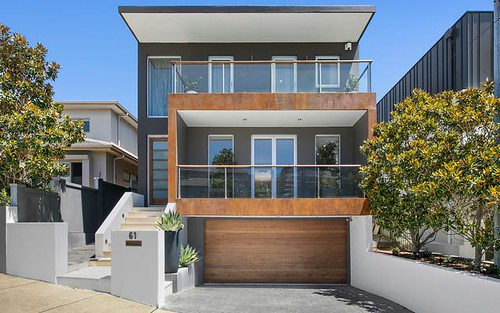 61 Beaumont St, Rose Bay NSW 2029