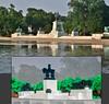 Grant Memorial (wrtyler) Tags: lego architecture grantmemorial nationalmall washingtondc micro microscale brickslopes