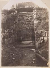 Ορχομενός, ο Τάφος του Μινύου. (Giannis Giannakitsas) Tags: ορχομενοσ orchomenos greece grece griechenland tomb of minyas ταφοσ μινυα μινυου saul and gladys weinberg