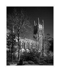 Duke University Chapel (Joe Franklin Photography) Tags: duke dukeuniversity dukechapel durham northcarolina nc church methodist blackandwhite bw almostanything sunday worship