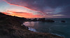 Meant To Be (MANUELup) Tags: cantabria sunrise dramatic sky horizon sunset idyllic coastline arnía liencres spain sunlight sundown water waterscape sea seascape seashore seaside cliffs panoramic colour colourful landscapes grass path red orange violet magenta purple