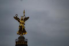 Siegessäule / Berlin (enessadi) Tags: berlin photography photograph photographer photooftheday siegessäule sony sonya58 a58 2017
