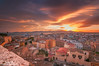 Lenticolars at sunset (Matteo Tidili Meteorologist) Tags: lenticolar nubi lenticolari clouds cloudy sunset sun sunny sunlight tramonto city cityscape cagliari sardegna sardinia landscape paesaggio