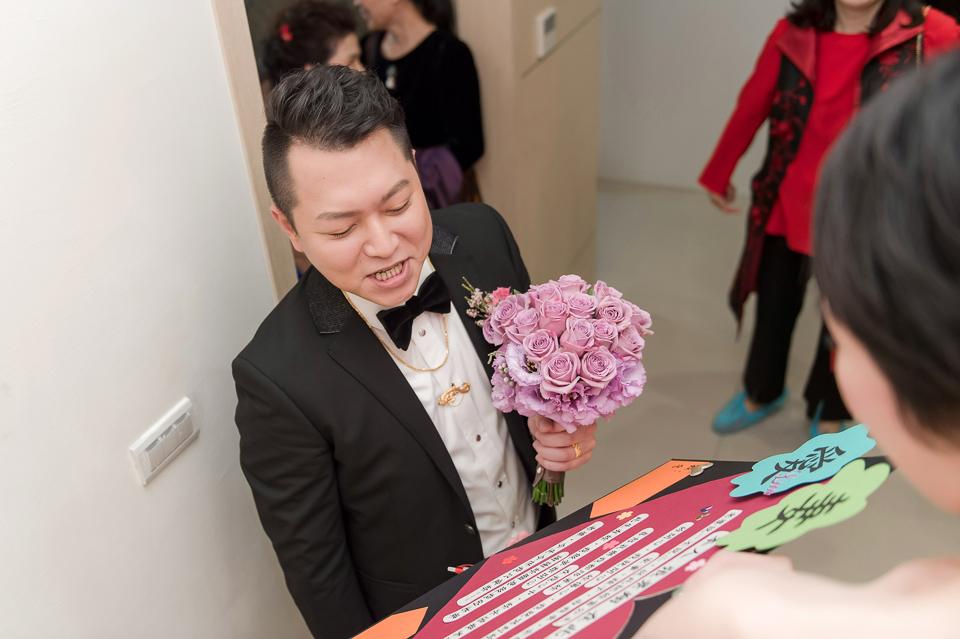婚攝 高雄林皇宮 婚宴 時尚氣質新娘現身 S & R 053