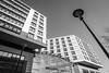 Lohausen2018#1 (henningpietsch) Tags: 2018 düsseldorf flughafen architektur architecture hotel haus bilding weitwinkel sigma20mmf14dghsm art015 sigmaobjektiv sigma sigmalens wideangle bw blackandwhite schwarzweis lohausen