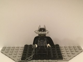 Lego Custom: The Batman who Laughs (DC/Dark Knight Metal)