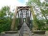 Puente sobre río Carcarañá. Lucio V. López (Luty Sartori) Tags: puente ferrocarril trenes train carcarañá lucio lópez rio ferrocarriles