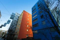 (epemsl) Tags: münchen blau orange