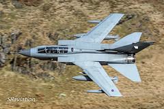 Tornado GR4 (Richie B - SRaviation) Tags: loop bwlch exit 26 feb 2018 north wales low level tornado gr4 raf marham